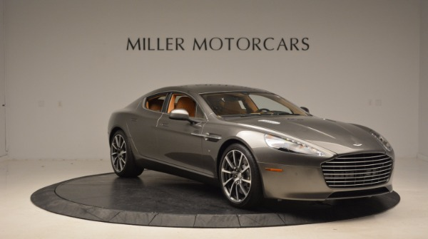 New 2017 Aston Martin Rapide S Shadow Edition for sale Sold at Rolls-Royce Motor Cars Greenwich in Greenwich CT 06830 11