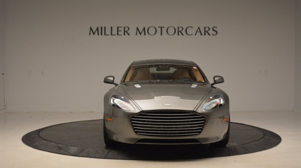 New 2017 Aston Martin Rapide S Shadow Edition for sale Sold at Rolls-Royce Motor Cars Greenwich in Greenwich CT 06830 12