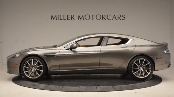 New 2017 Aston Martin Rapide S Shadow Edition for sale Sold at Rolls-Royce Motor Cars Greenwich in Greenwich CT 06830 3