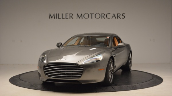 New 2017 Aston Martin Rapide S Shadow Edition for sale Sold at Rolls-Royce Motor Cars Greenwich in Greenwich CT 06830 1