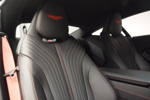 Used 2017 Aston Martin DB11 V12 Coupe for sale Sold at Rolls-Royce Motor Cars Greenwich in Greenwich CT 06830 18