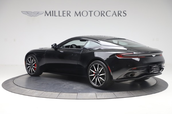 Used 2017 Aston Martin DB11 V12 Coupe for sale Sold at Rolls-Royce Motor Cars Greenwich in Greenwich CT 06830 5