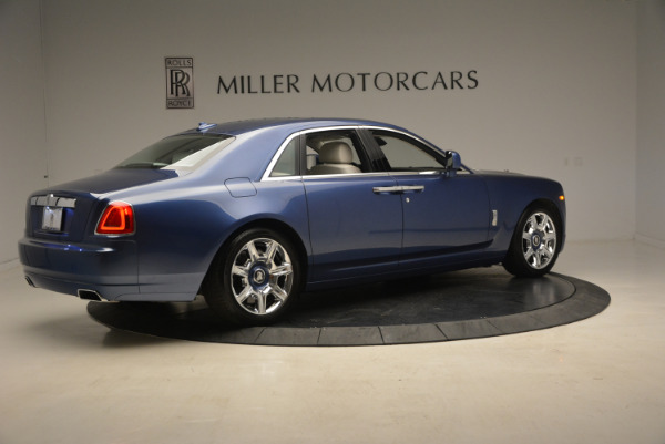 Used 2010 Rolls-Royce Ghost for sale $119,900 at Rolls-Royce Motor Cars Greenwich in Greenwich CT 06830 10