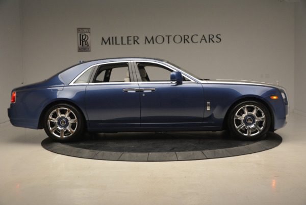 Used 2010 Rolls-Royce Ghost for sale $119,900 at Rolls-Royce Motor Cars Greenwich in Greenwich CT 06830 11