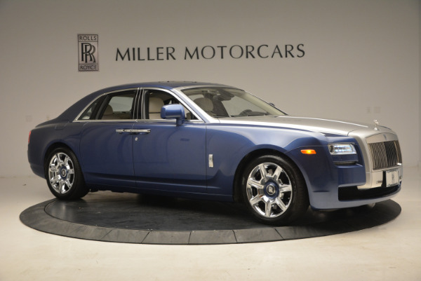 Used 2010 Rolls-Royce Ghost for sale $119,900 at Rolls-Royce Motor Cars Greenwich in Greenwich CT 06830 12