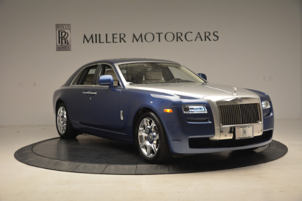 Used 2010 Rolls-Royce Ghost for sale $119,900 at Rolls-Royce Motor Cars Greenwich in Greenwich CT 06830 13
