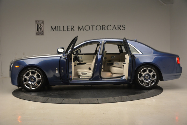 Used 2010 Rolls-Royce Ghost for sale $119,900 at Rolls-Royce Motor Cars Greenwich in Greenwich CT 06830 14