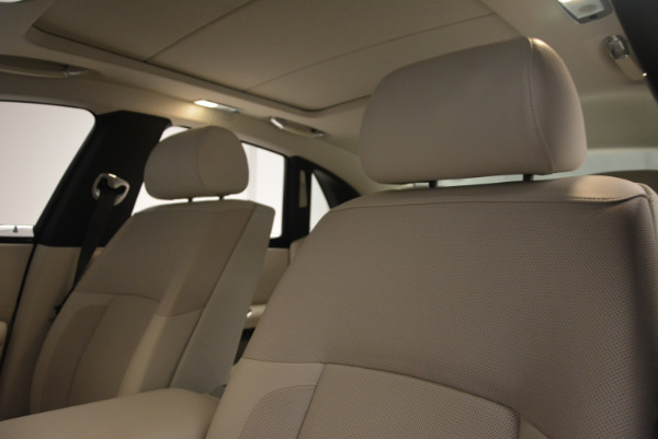 Used 2010 Rolls-Royce Ghost for sale $119,900 at Rolls-Royce Motor Cars Greenwich in Greenwich CT 06830 15