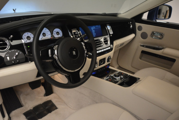 Used 2010 Rolls-Royce Ghost for sale $119,900 at Rolls-Royce Motor Cars Greenwich in Greenwich CT 06830 19