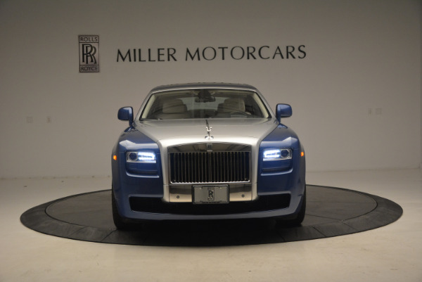 Used 2010 Rolls-Royce Ghost for sale $119,900 at Rolls-Royce Motor Cars Greenwich in Greenwich CT 06830 2