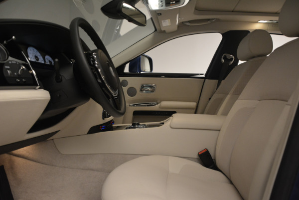 Used 2010 Rolls-Royce Ghost for sale $119,900 at Rolls-Royce Motor Cars Greenwich in Greenwich CT 06830 20