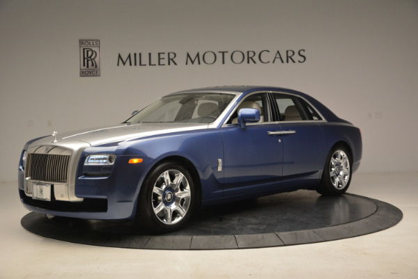 Used 2010 Rolls-Royce Ghost for sale $119,900 at Rolls-Royce Motor Cars Greenwich in Greenwich CT 06830 3