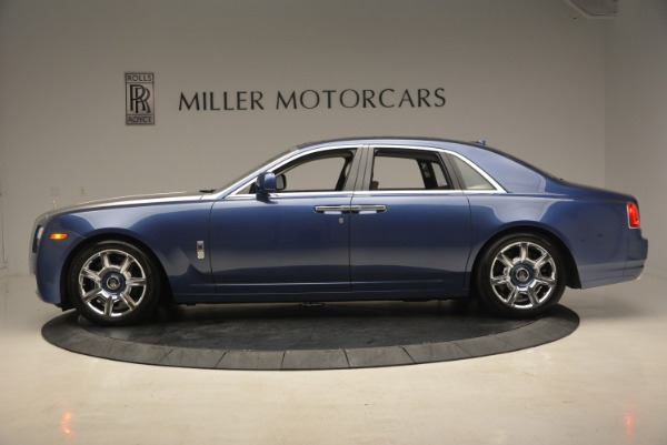 Used 2010 Rolls-Royce Ghost for sale $119,900 at Rolls-Royce Motor Cars Greenwich in Greenwich CT 06830 4