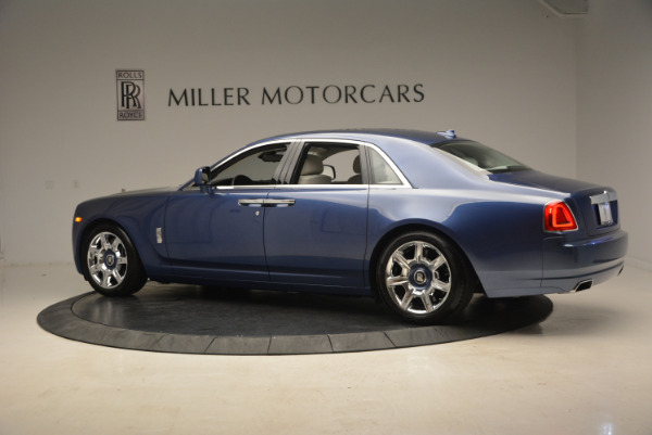 Used 2010 Rolls-Royce Ghost for sale $119,900 at Rolls-Royce Motor Cars Greenwich in Greenwich CT 06830 5