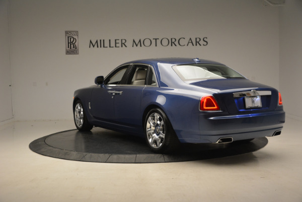 Used 2010 Rolls-Royce Ghost for sale $119,900 at Rolls-Royce Motor Cars Greenwich in Greenwich CT 06830 6
