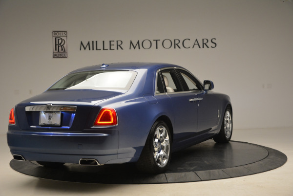 Used 2010 Rolls-Royce Ghost for sale $119,900 at Rolls-Royce Motor Cars Greenwich in Greenwich CT 06830 8