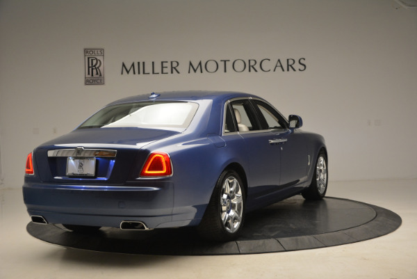 Used 2010 Rolls-Royce Ghost for sale $119,900 at Rolls-Royce Motor Cars Greenwich in Greenwich CT 06830 9