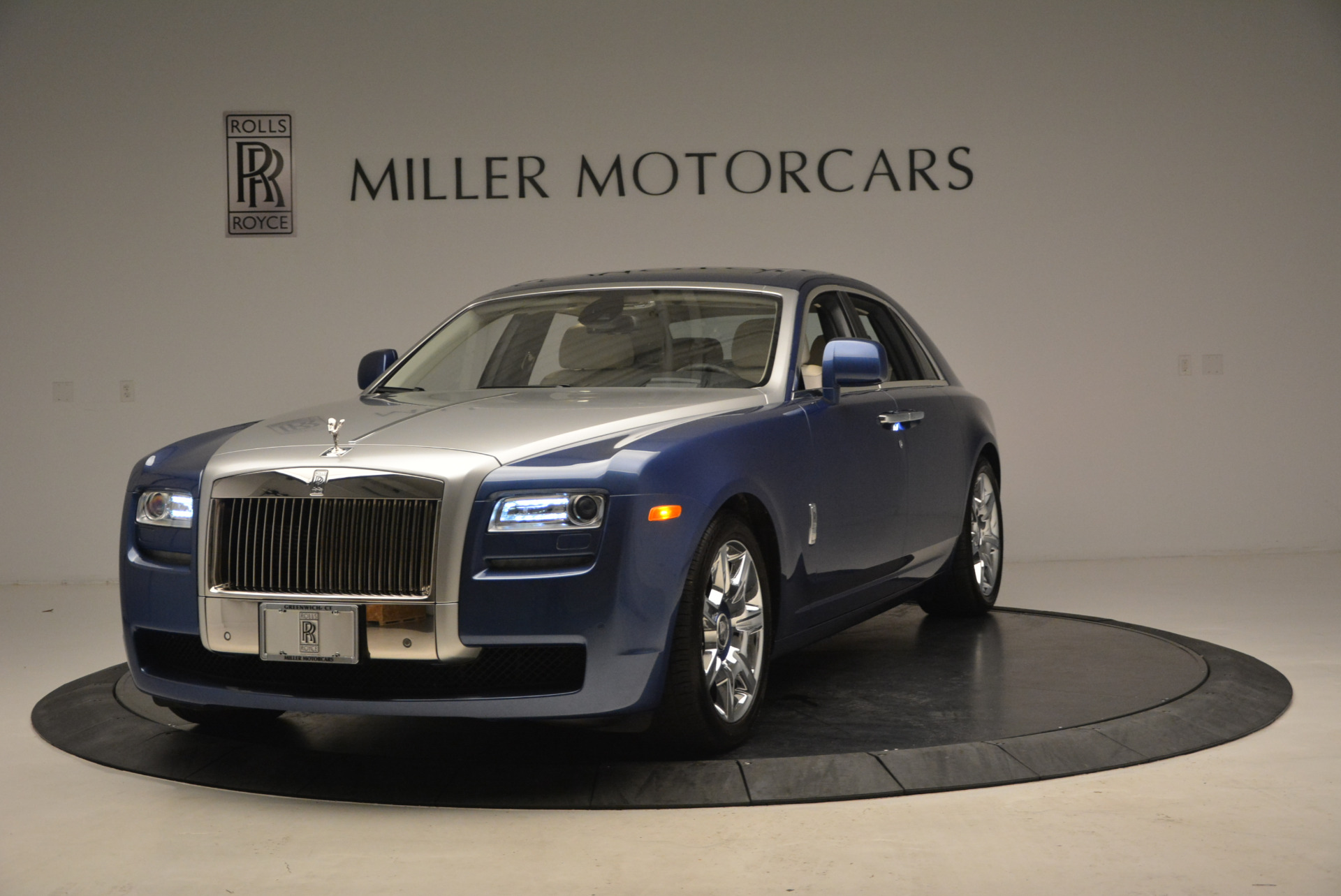 Used 2010 Rolls-Royce Ghost for sale $119,900 at Rolls-Royce Motor Cars Greenwich in Greenwich CT 06830 1