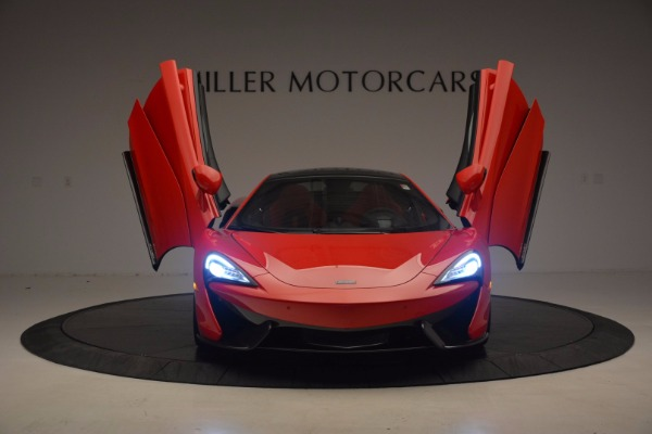 Used 2017 McLaren 570GT for sale Sold at Rolls-Royce Motor Cars Greenwich in Greenwich CT 06830 12