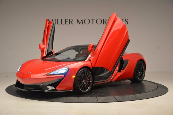 Used 2017 McLaren 570GT for sale Sold at Rolls-Royce Motor Cars Greenwich in Greenwich CT 06830 13