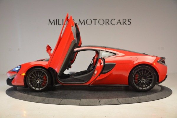 Used 2017 McLaren 570GT for sale Sold at Rolls-Royce Motor Cars Greenwich in Greenwich CT 06830 15