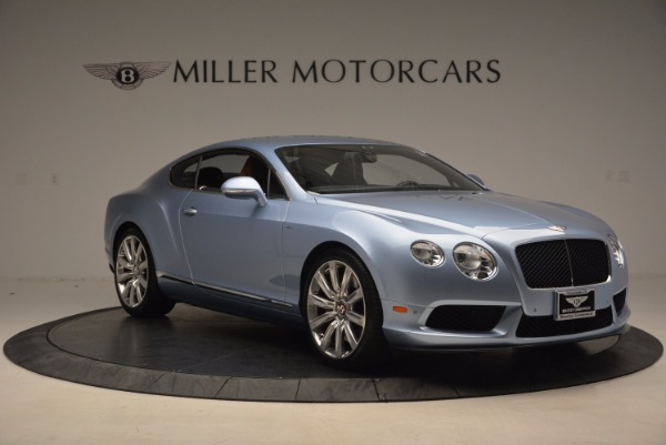 Used 2015 Bentley Continental GT V8 S for sale Sold at Rolls-Royce Motor Cars Greenwich in Greenwich CT 06830 11