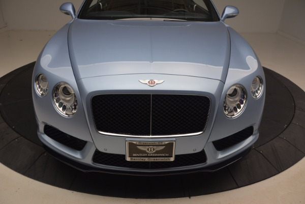 Used 2015 Bentley Continental GT V8 S for sale Sold at Rolls-Royce Motor Cars Greenwich in Greenwich CT 06830 13