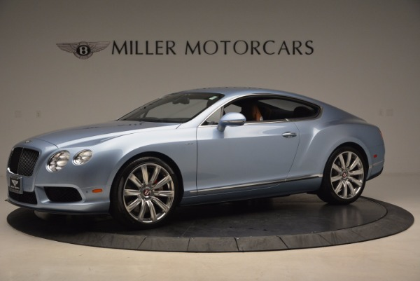 Used 2015 Bentley Continental GT V8 S for sale Sold at Rolls-Royce Motor Cars Greenwich in Greenwich CT 06830 2