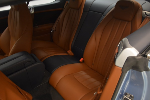 Used 2015 Bentley Continental GT V8 S for sale Sold at Rolls-Royce Motor Cars Greenwich in Greenwich CT 06830 27