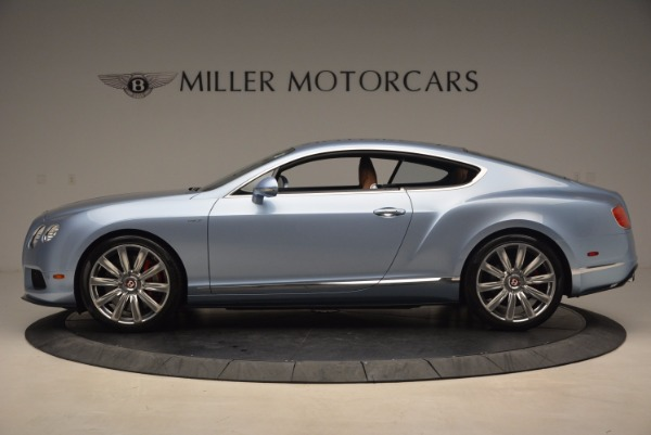 Used 2015 Bentley Continental GT V8 S for sale Sold at Rolls-Royce Motor Cars Greenwich in Greenwich CT 06830 3