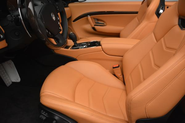 New 2016 Maserati GranTurismo Sport for sale Sold at Rolls-Royce Motor Cars Greenwich in Greenwich CT 06830 25