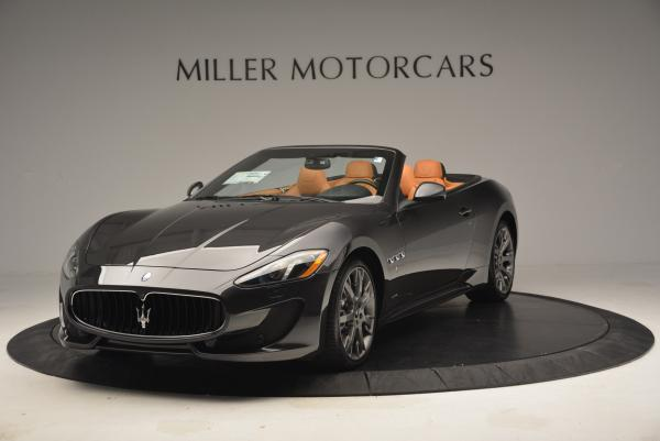 New 2016 Maserati GranTurismo Sport for sale Sold at Rolls-Royce Motor Cars Greenwich in Greenwich CT 06830 1
