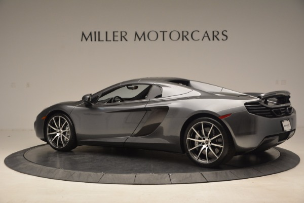 Used 2014 McLaren MP4-12C SPIDER Convertible for sale Sold at Rolls-Royce Motor Cars Greenwich in Greenwich CT 06830 17