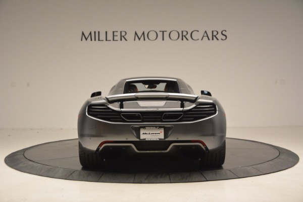 Used 2014 McLaren MP4-12C SPIDER Convertible for sale Sold at Rolls-Royce Motor Cars Greenwich in Greenwich CT 06830 19