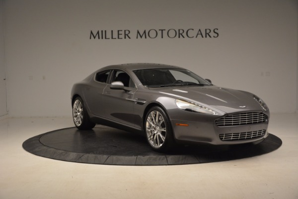 Used 2012 Aston Martin Rapide for sale Sold at Rolls-Royce Motor Cars Greenwich in Greenwich CT 06830 11