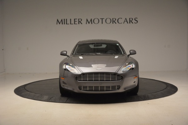 Used 2012 Aston Martin Rapide for sale Sold at Rolls-Royce Motor Cars Greenwich in Greenwich CT 06830 12
