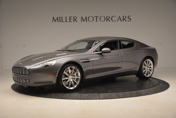 Used 2012 Aston Martin Rapide for sale Sold at Rolls-Royce Motor Cars Greenwich in Greenwich CT 06830 2
