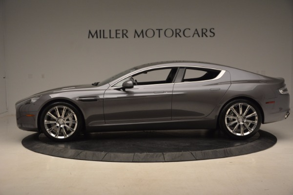 Used 2012 Aston Martin Rapide for sale Sold at Rolls-Royce Motor Cars Greenwich in Greenwich CT 06830 3