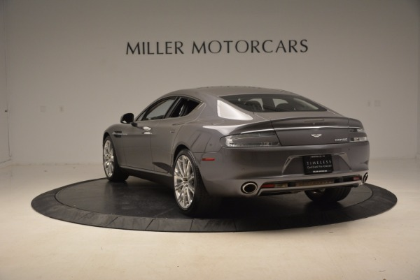 Used 2012 Aston Martin Rapide for sale Sold at Rolls-Royce Motor Cars Greenwich in Greenwich CT 06830 5