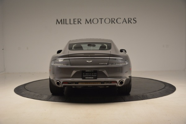 Used 2012 Aston Martin Rapide for sale Sold at Rolls-Royce Motor Cars Greenwich in Greenwich CT 06830 6
