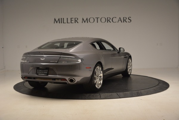 Used 2012 Aston Martin Rapide for sale Sold at Rolls-Royce Motor Cars Greenwich in Greenwich CT 06830 7
