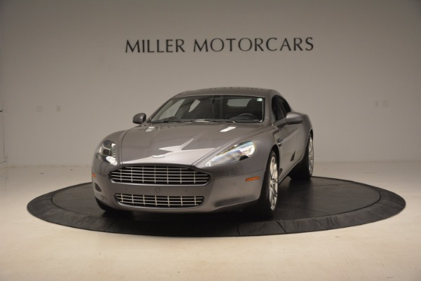 Used 2012 Aston Martin Rapide for sale Sold at Rolls-Royce Motor Cars Greenwich in Greenwich CT 06830 1