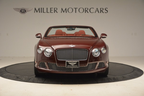 Used 2014 Bentley Continental GT W12 for sale Sold at Rolls-Royce Motor Cars Greenwich in Greenwich CT 06830 12