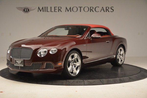 Used 2014 Bentley Continental GT W12 for sale Sold at Rolls-Royce Motor Cars Greenwich in Greenwich CT 06830 14