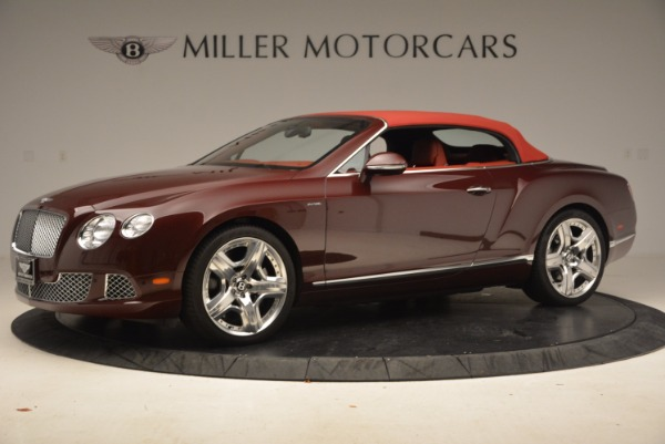 Used 2014 Bentley Continental GT W12 for sale Sold at Rolls-Royce Motor Cars Greenwich in Greenwich CT 06830 15