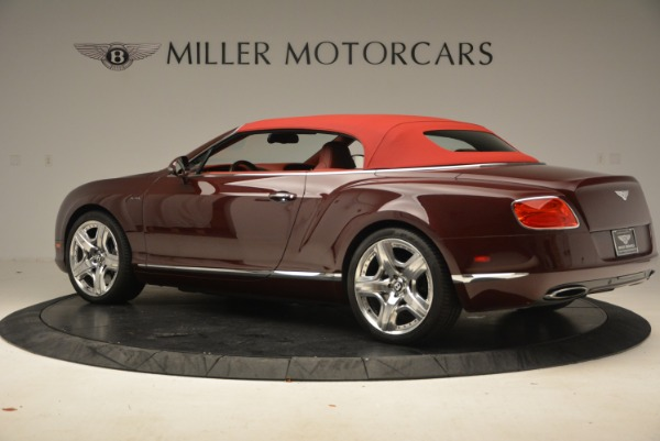 Used 2014 Bentley Continental GT W12 for sale Sold at Rolls-Royce Motor Cars Greenwich in Greenwich CT 06830 17