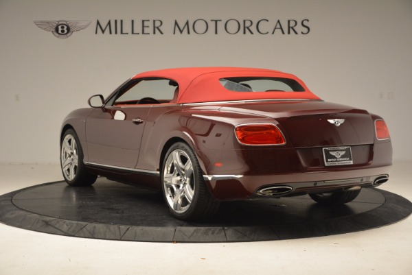 Used 2014 Bentley Continental GT W12 for sale Sold at Rolls-Royce Motor Cars Greenwich in Greenwich CT 06830 18
