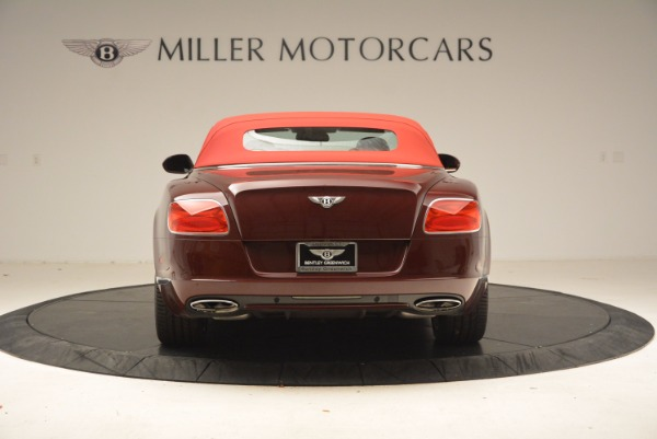 Used 2014 Bentley Continental GT W12 for sale Sold at Rolls-Royce Motor Cars Greenwich in Greenwich CT 06830 19
