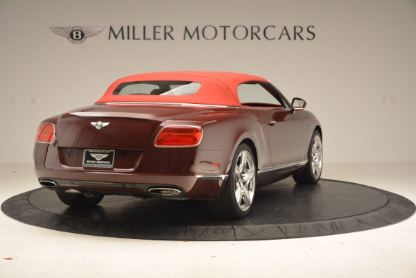 Used 2014 Bentley Continental GT W12 for sale Sold at Rolls-Royce Motor Cars Greenwich in Greenwich CT 06830 20