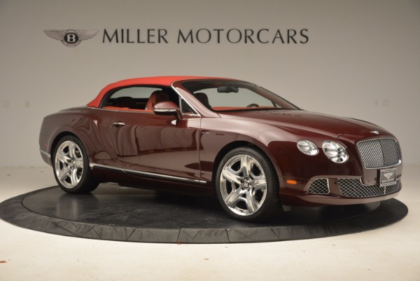 Used 2014 Bentley Continental GT W12 for sale Sold at Rolls-Royce Motor Cars Greenwich in Greenwich CT 06830 24